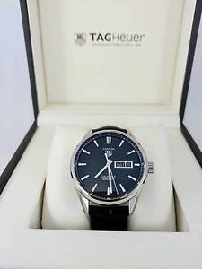 Tag Heuer Carrera Automatic Calibre 5 (As New) Adelaide CBD Adelaide City Preview