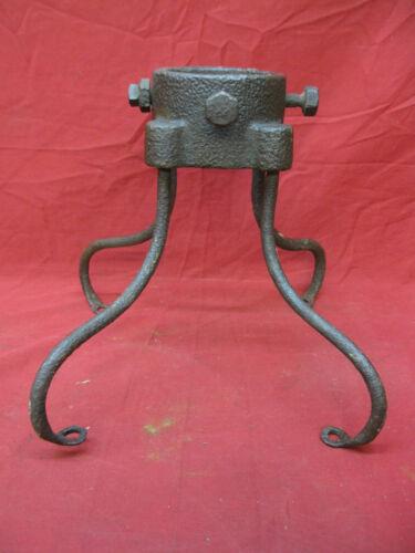 Unique Antique Cast Iron Christmas Tree Stand
