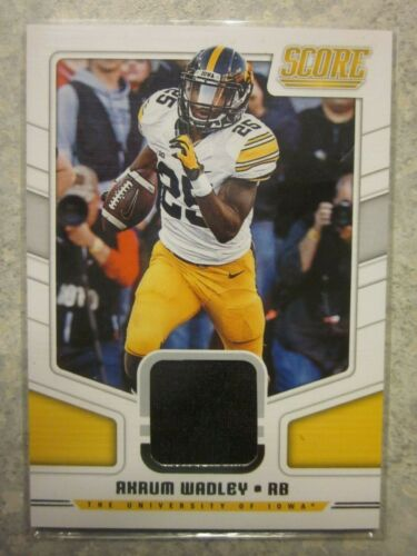 Akrum Wadley Football Card Database - Newest Products will be ...