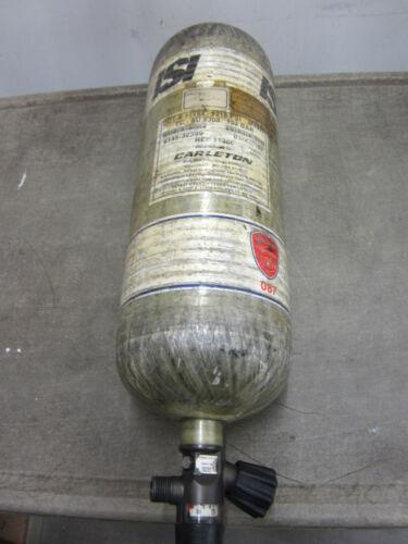 2007 2017 ISI Carleton SCBA Bottle 30 Min In service In Hydro MSA SCOTT