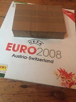 Panini UEFA Euro 2008 Austria/Swiss Complete Set of Stickers segunda mano  Embacar hacia Spain