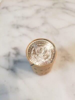$20 SILVER DOLLAR ROLL CC & CC MINT MORGAN DOLLAR ENDS