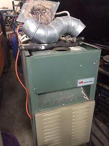 Garage heatwr