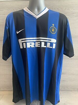 Inter Milan Football Shirt 2006 Adults XL Original Excellent Condition image