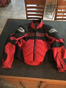 Red Icon TiMax 2 Mesh Jacket