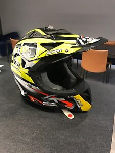 Airoh Youth Limited Edition Tony Cairoli 222 helmet size XS Sutherland Sutherland Area Preview