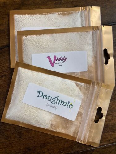 POWERFUL SOURDOUGH STARTERS! 3 VARIETIES! Bubbly and Amazing! So Good!