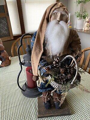 Arnett's Country Store OOAK Signed Santa!!