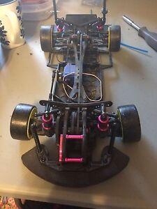 3Racing Sakura D3 CS Drift (Front Motor Drift Car) 1:10 4WD  Stratford Kitchener Area image 1