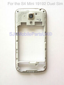 Samsung Galaxy S4 Mini GT-19192 Duos Chassis Mid Frame ...