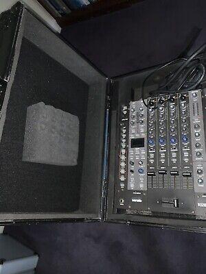Rane Sixty-Four DJ Mixer (and Mixer Case)