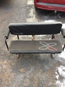 For Sale - Atv side by side back seat