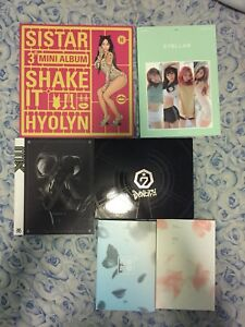 SELLING K-POP COLLECTION FOR CHEAP (30+ ALBUMS)