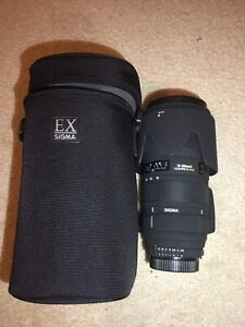 Sigma 70-200mm 2.8 (for Nikon)