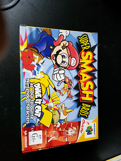 Nintendo 64 Super Smash Bros