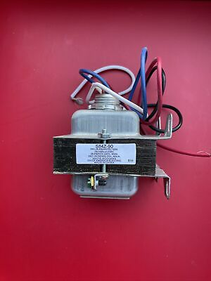 White Rodgers S84z-90 Transformer With Plate 2a245