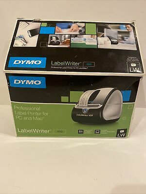 Dymo Labelwriter 450 Label Thermal Printer 1750110 - Black