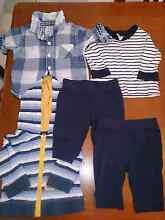 Boys size 000 clothes. 18 items Maryland 2287 Newcastle Area Preview