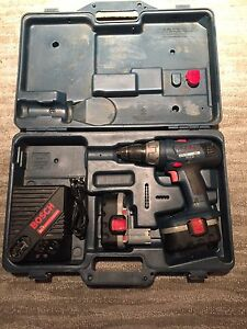 Bosch Brute Combo High Speed One Torque . And High Speed Two