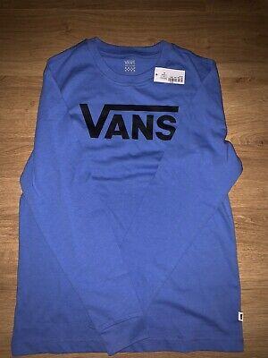 vans long sleeve top