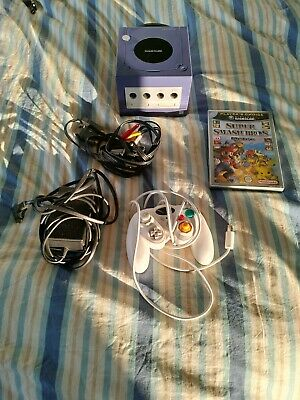 Nintendo Gamecube, Super Smash Bros plus 1 Controller, top Zustand for sale  Shipping to Nigeria