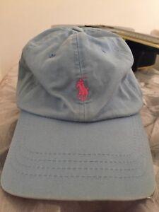 176af31cd48 Vintage polo ralph lauren pony cap hat 5 panel leather strapback ...