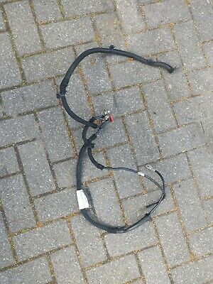 GENUINE PEUGEOT 207 POSITIVE BATTERY WIRING HARNESS LOOM CABLE 9661152680