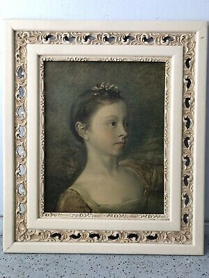 19th Century Antique Oil Painting Thomas Gainsborough 1727-1788 (Gainsborough Oil)