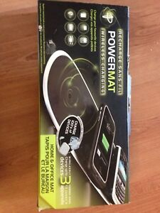Recharges Power Mat Wireless charhing