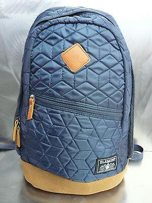 Zaino Element Skate Backpack tempo libero scuola uomo donna -Camden BPK-Ecl Navy
