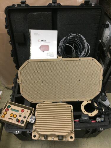LRAD 300X Long Range Acoustic Device Kit  Long Range Communications Capability
