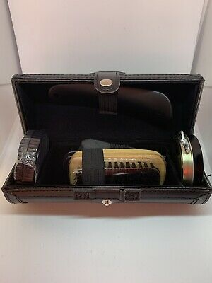 Kenneth Cole Travel Shoe Care Kit-  Never Used!