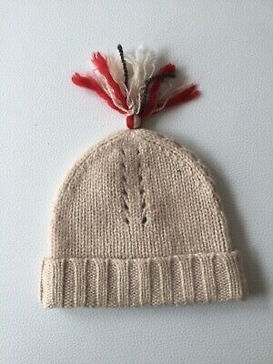 Burberry Baby Wool Hat Size 6 Months