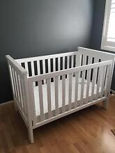 Boori nursery furniture package North Ryde Ryde Area Preview