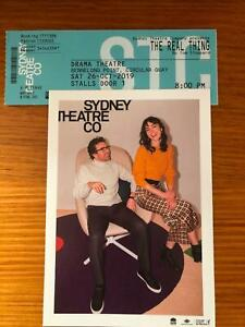 Theatre Tickets 'The Real Thing' Sydney Opera House