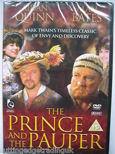 The Prince and the Pauper (DVD, 2000) NEW SEALED NTSC FORMAT
