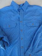 Ll Bean Medium Mens Shirt