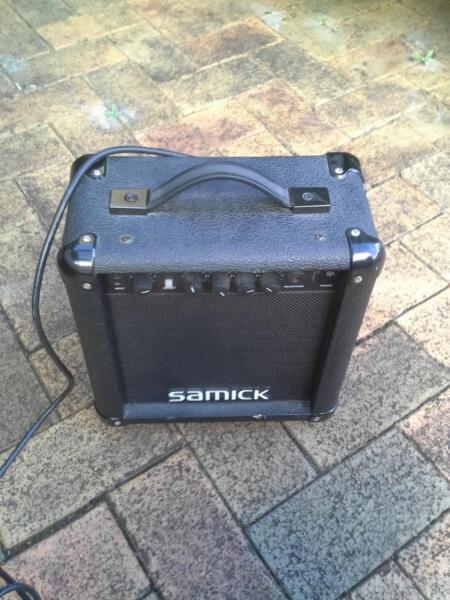 Samick Bass Amp Samick Ba10 10w Bass Amp