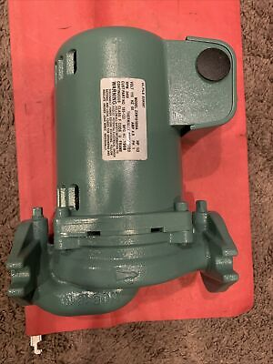 Taco 2400-50-30p 2400 Series Circulator Pump 12 Hp 115v 1ph 150psi Nos