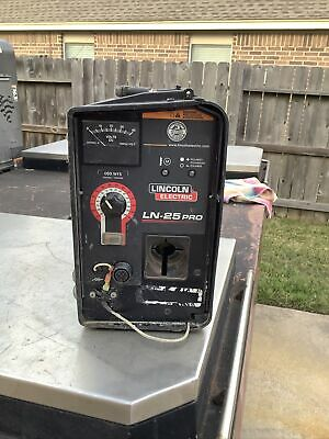 Lincoln Electric Welder Ln-25 Pro
