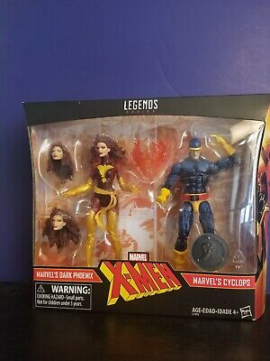 Marvel Legends Dark Phoenix Cyclops Action Figure Toys R Us Exclusive 2Pack XMen