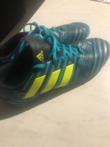 Adidas indoor soccer shoes adult size 7.5
