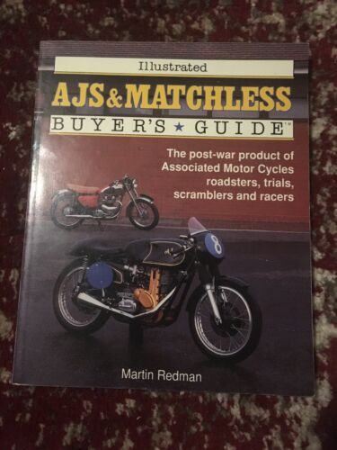 MBI Illustrated Buyer's Guide: Illustrated AJS Matchless Buyers Guide by Martin