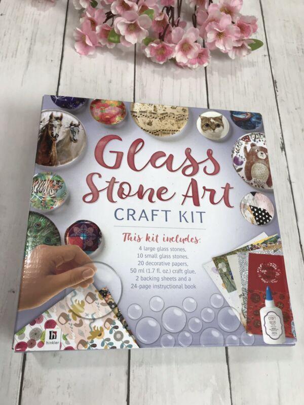 Glass Stone Art Craft Kit