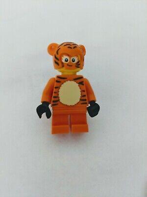 Lego Halloween Tiger Lego Minifigure