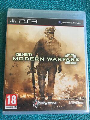 PS3 - CALL OF DUTY MODERN WARFARE 2 - NUEVO - PRECINTADO...