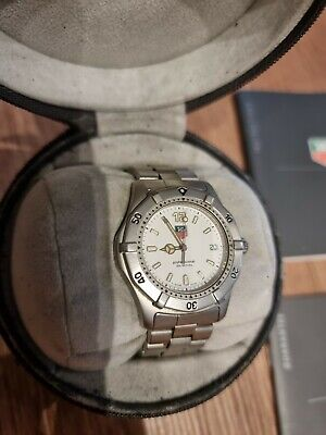 TAG HEUER WK1211 WATCH - IN VERY GOOD USED CONDITION