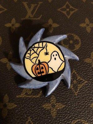 ***RARE*** Lorna Bailey ENGLAND Halloween PIN Signed & Numbered - England Halloween