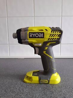 Ryobi One+ 18V Impact Driver - Drill - Skin Only