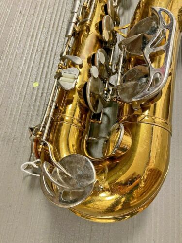 1965 King Zephyr Series 2 Serial# 415218 Tenor Saxophone Original Lacquer